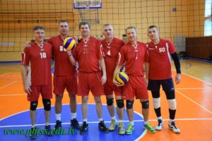 Preiļu novada čempionāts volejbolā (09.12.2018)