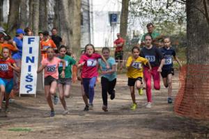 Latvijas skolēnu 72.spartakiāde Vieglatlētikas pavasara krosā (26.04.2019)