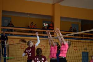 Latvijas jaunatnes čempionāts U-15 gr.volejbolā (03.-04.05.2019)