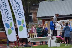 Latgales reģiona skolu sacensības vieglatlētikā Rēzeknē (14.05.2019.)