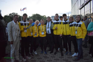 VIII Latvijas jaunatnes olimpiāde (05.-07.2019.g.Jelgava)